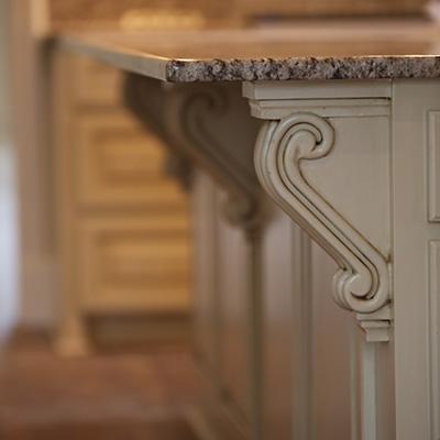 Antique Wood Moulding
